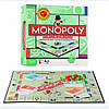Монополия(Monopoly), настольная классическая игра 6123RU