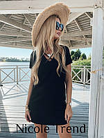 Красивое летнее платье из лёгкого софта, фото 1