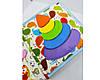 Именная детская Развивающая Mягкая Книжка из Фетра, фото 5