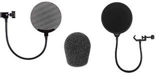Поп-фильтры для микрофонов