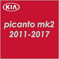 KIA Picanto Mk2 2011-2017