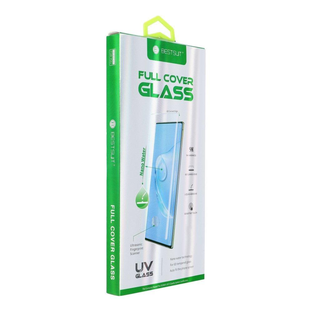Гибкое защитное стекло  UV Flexible Nano Glass 9H для Samsung Galaxy S9 Plus (G973F)