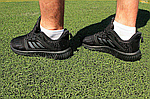 Чоловічі кросівки Adidas ClimaCool Vent M (чорні) D15, фото 5
