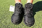Чоловічі кросівки Adidas ClimaCool Vent M (чорні) D15, фото 6
