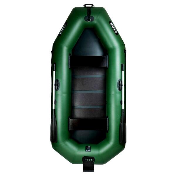 Надувная гребная лодка Ладья ЛТ-310СТБ со слань-ковриком