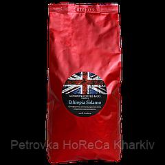 """Кофе """"LONDON"""" 100% Арабика. Ethiopia Sidamо Coffee 1кг"""