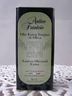 Оливковое масло Antico Frantoio Olio Extra Vergine Di Oliva, 5 л. Ж/Б