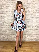 Нарядное летнее женское платье