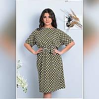 Платье женское летнее большие размеры