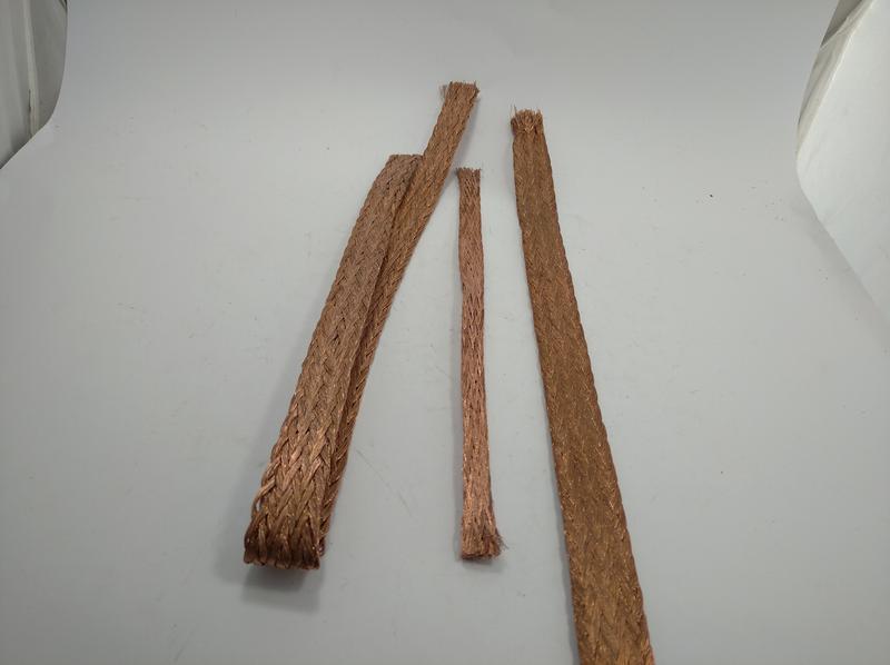 Провод Неизолированный Гибкий Медный Плетеный АМГ 10 Мм² ГОСТ