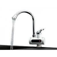 Проточный водонагреватель с LCD экраном Delimano Water Heater bs2117u, КОД: 1371109