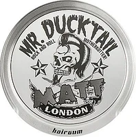 Матирующий воск для волос - Hairgum Mr DUCKTAIL Matt 40 гр.