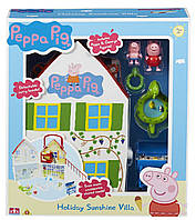 Вилла свинки Пеппы Peppa Pig Holiday Time Sunshine Villa