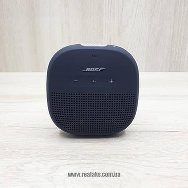 Портативная колонка Bose SoundLink Micro (Blue), фото 2
