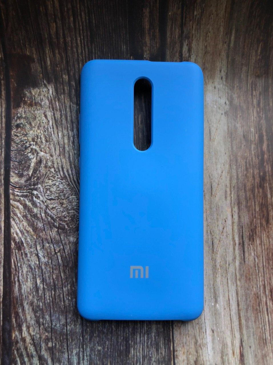 """Чехол на Xiaomi Mi 9 T """"Синий №16"""""""