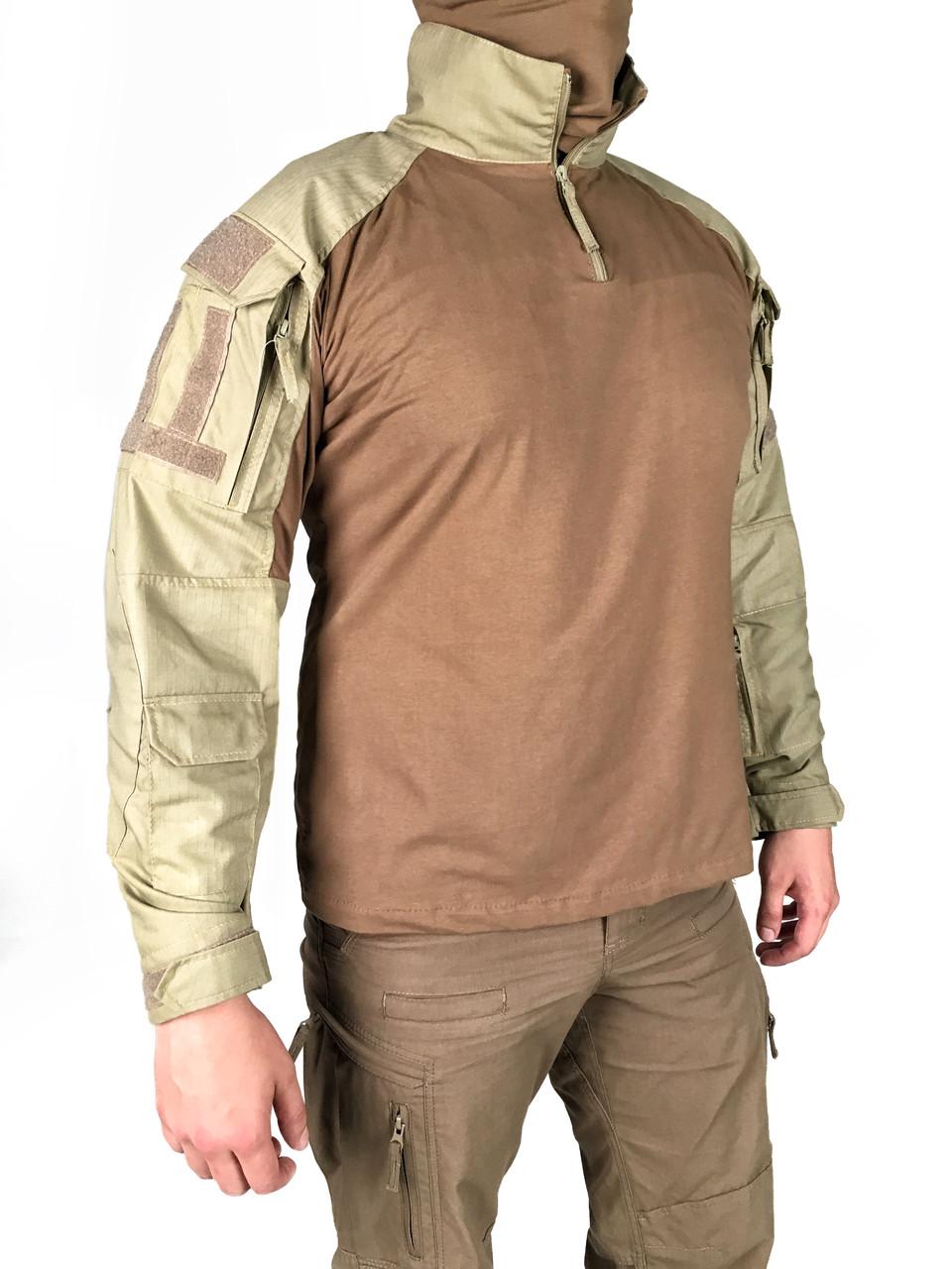 Боевая рубашка койот