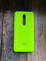 "Чехол на Xiaomi Mi 9 T Pro ""Лаймовый №31"""