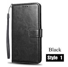 Чохол - книжка Xiaomi Redmi Note 9s / 9 Pro з силіконовим бампером і відділенням для карток Колір чорний