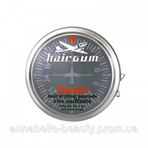Помада для стайлинга с ароматом кокоса - Hairgum Classic Hair Styling Pomade 40 гр.