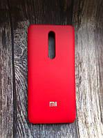 """Чехол на Xiaomi Mi 9 T Pro """"Бордовый №33"""""""
