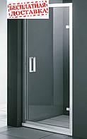 Душевые двери правые FONTE 90х185 M151 OA (ice engraving) AК