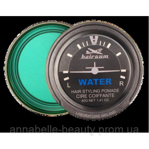 Помада для стайлинга с цитрусовым ароматом - Hairgum Water Hair Styling Pomade 40 гр.