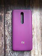 "Чехол на Xiaomi  Mi 9 T Pro ""Пурпурный №45"""