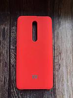 """Чехол на Xiaomi Mi 9 T Pro """"Красный №14"""""""