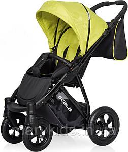 Детская униеврсальная прогулочная коляска Riko Scala 06