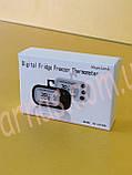 Термометр-гигрометр Digital fridge freezer thermometer цифровой (8819), фото 4
