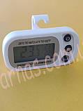 Термометр-гигрометр Digital fridge freezer thermometer цифровой (8819), фото 3