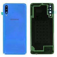 Задняя крышка корпуса Samsung Galaxy A70 A705F / DS Blue