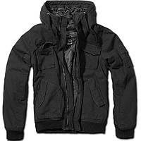 Куртка Brandit Bronx Jacket 3107 S Schwarz, КОД: 1322319