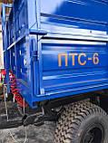 Тракторный прицеп 2ПТС-6, фото 3