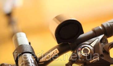 Электронный звонок для велосипеда, гудок, велозвонок, фото 3