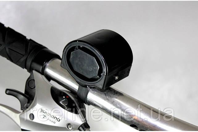 Электронный звонок для велосипеда, гудок, велозвонок, фото 2