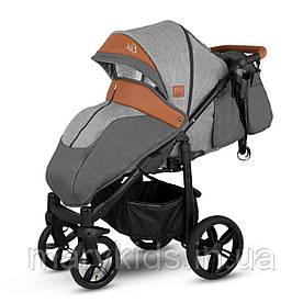 Детская универсальная прогулочная коляска Camarelo Elix Ex-3