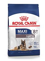 Корм для крупных пород собак старше 8 лет ROYAL CANIN Maxi Ageing 8+, 15 кг