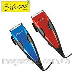 Машинка для стрижки волос Maestro MR-650C, 15 Вт.