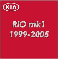KIA Rio Mk1 1999-2005