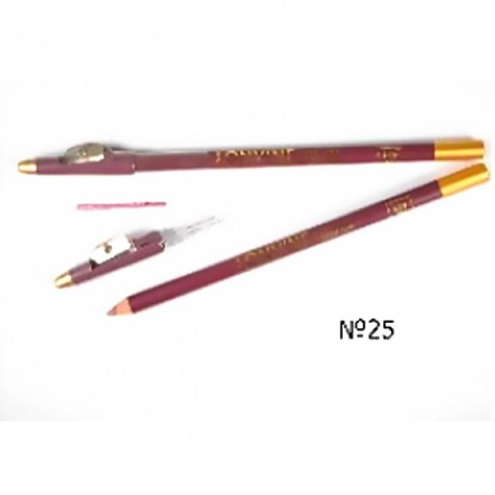 Олівець Lonvine для губ і для очей №25