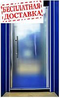 Душевые двери правосторонние PARADISO 100х185 P2151SF-R (фабрик) AK