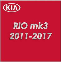 KIA Rio Mk3 2011-2017
