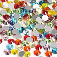 Камни-имитация сваровски Mix ss 10(2,8мм).Цена за 100шт