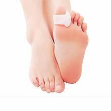 Универсальные корректоры(сепараторы) косточек на ногах (вальгус-корректор) на 1 палец с перепонкой