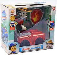 Набор «Щенячий патруль» CH Toys Маршал (транспорт с фигуркой) JD-909, фото 1