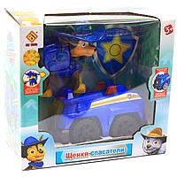 Набор «Щенячий патруль» CH Toys Чейз/Гонщик (JD-909), фото 1