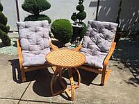 Мебель из лозы(ЦЕНА УКАЗАНА С НАКИДКАМИ), фото 1