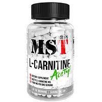 Жиросжигатель MST L-Carnitine Acetyl, 90 капсул
