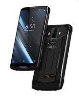 Смартфон защищенный черный с большим дисплеем и мощной батареей на 2 сим карты Doogee S90C black 4/64 гб NFC